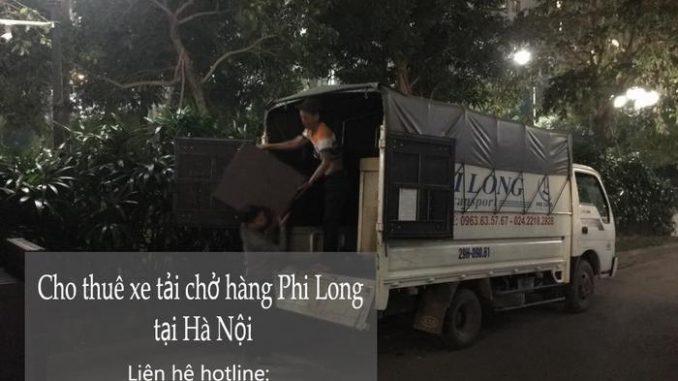 Dịch vụ xe chở hàng thuê tại phố Hoàng Hoa Thám