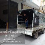 Xe tải chở hàng thuê tại đường Duy Tân 2019