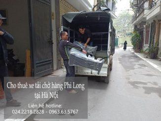 Dịch vụ xe tải chở hàng thuê tại đường Nguyễn Đức Thuận