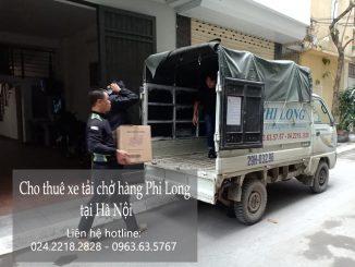 Dịch vụ xe tải chở hàng thuê tại đường Nguyễn Quốc Trị