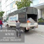 Dịch vụ xe tải chở hàng thuê tại phố Lê Thanh Nghị