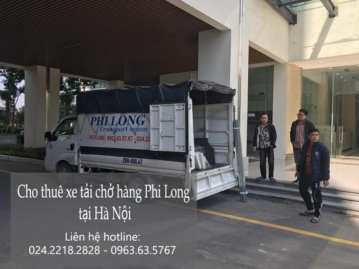Dịch vụ xe tải chở hàng thuê tại phố Minh Khai
