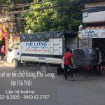 Dịch vụ xe tải chở hàng thuê tại phố Lò Đúc