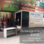 Dịch vụ xe tải chở hàng thuê tại đường Nguyễn Phong Sắc