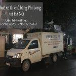 Dịch vụ xe tải chở hàng thuê tại phố An Xá 2019