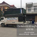 Dịch vụ xe tải chở hàng thuê tại phố Quỳnh Lôi