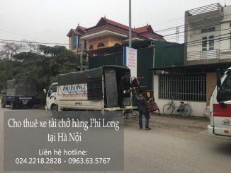 Xe tải chở hàng thuê tại phố Mai Chí Thọ