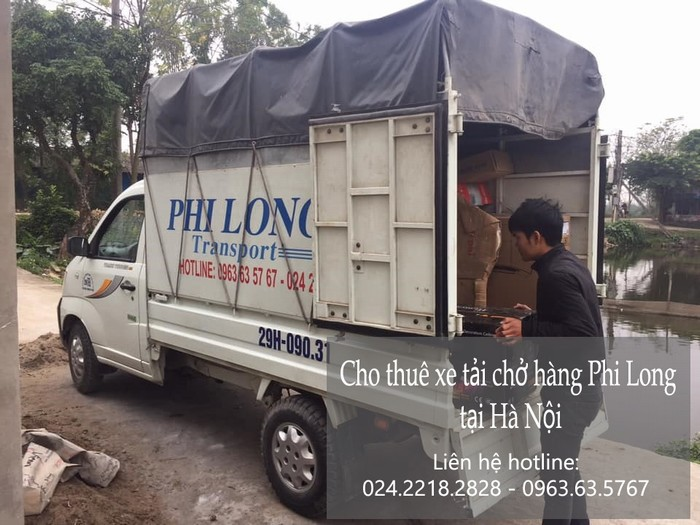 Dịch vụ xe tải chở hàng tại phố Đỗ Xuân Hợp