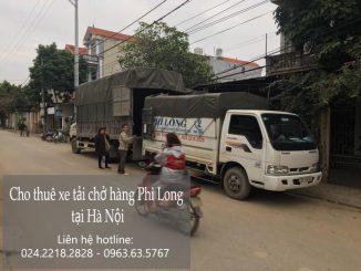 Xe tải chở hàng thuê phố Nguyễn Bình