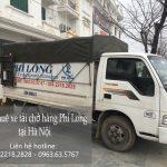 Dịch vụ xe tải chở hàng thuê tại phố Tây Đăm