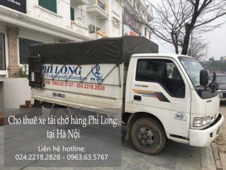 Dịch vụ xe tải chở hàng thuê tại phố Khúc Thừa Dụ