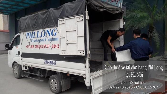 Dịch vụ xe tải chở hàng tại phố Nguyễn Khả Trạc