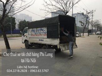 Dịch vụ xe tải chở hàng thuê tại phố Lê Văn Lương