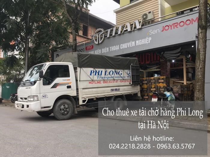 Dịch vụ xe tải chở hàng thuê tại phố Nguyễn Ngọc Vũ