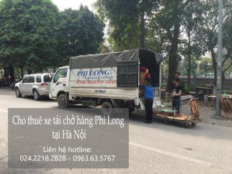 Cho thuê xe tải tại Phố Nghiêm Xuân Yêm