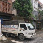 Dịch vụ xe tải chở hàng thuê tại phố Bùi Ngọc Dương
