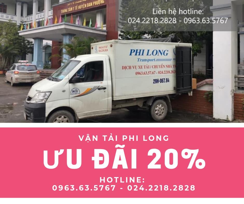 Dịch vụ cho thuê xe tải tại phố Mộ Lao