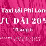 Dịch vụ xe tải chở hàng thuê tại đường Nghi Tàm 2019