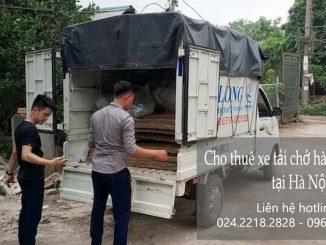 Dịch vụ xe tải chở hàng thuê tại phố Quảng Khánh