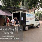 Xe tải chở hàng thuê Phi Long tại phố Nguyễn Xuân Nguyên