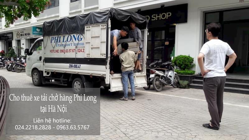 Dịch vụ xe tải chở hàng thuê tại phố Vệ Hồ