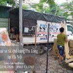 Dịch vụ xe tải chở hàng thuê tại đường Vọng Đức
