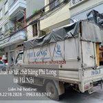 Xe tải chở hàng thuê Phi long tại phố Phú Diễn
