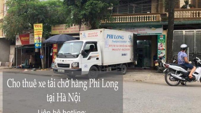 xe tải chở hàng thuê tại phường Bạch Đằng