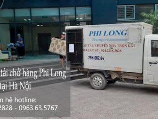 Xe tải chở hàng thuê tại phố Nguyễn Công Thái