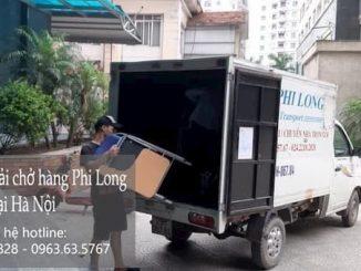 Xe tải chở hàng thuê tại phường Hạ Đình