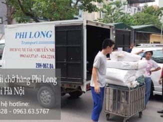 Xe tải chở hàng thuê tại phố Lê Hữu Tựu