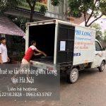 Cho thê xe tải chở hàng Phi Long tại phố Cầu Diễn
