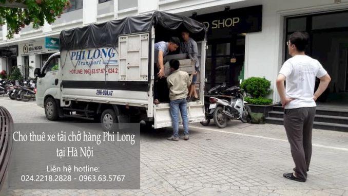 Xe tải giá rẻ cho thuê Phi Long tại phố Cao Xuân Huy