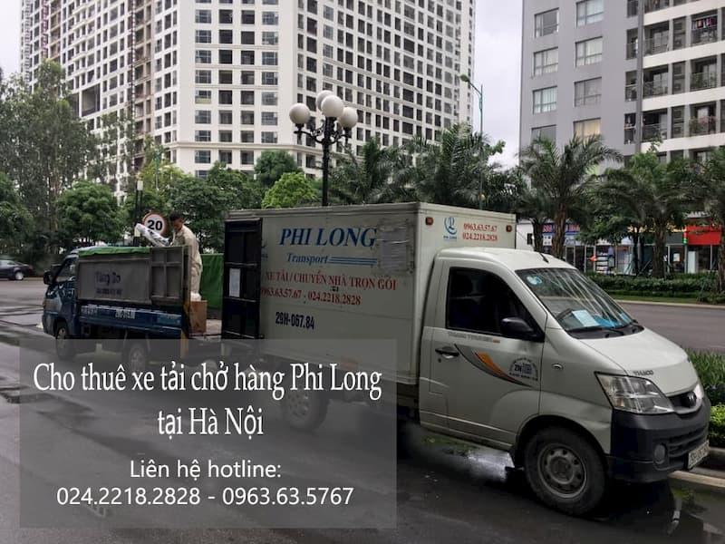 Dịch vụ chở hàng thuê uy tín Phi Long tại phố Dương Đình Nghệ