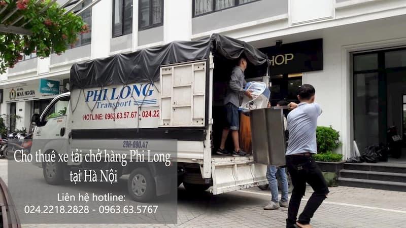 Xe tải chở hàng uy tín Phi Long tại phố Cổ Điển