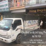 Xe tải chở hàng thuê tại phường Tây Tựu