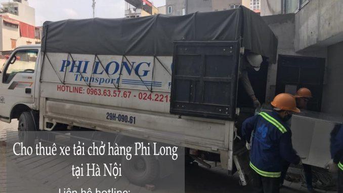 Công ty chở hàng thuê giá rẻ Phi Long tại phố Bắc Sơn
