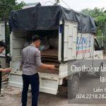 Chở hàng chất lượng cao Phi Long phố Đặng Dung