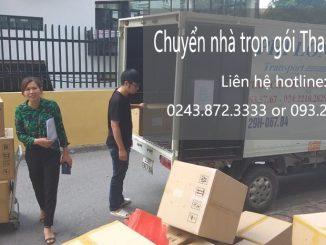 Dịch vụ xe tải chở hàng thuê Phi Long tại phố Chu Văn An