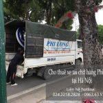 Xe tải chở hàng thuê tại xã Tuy Lai