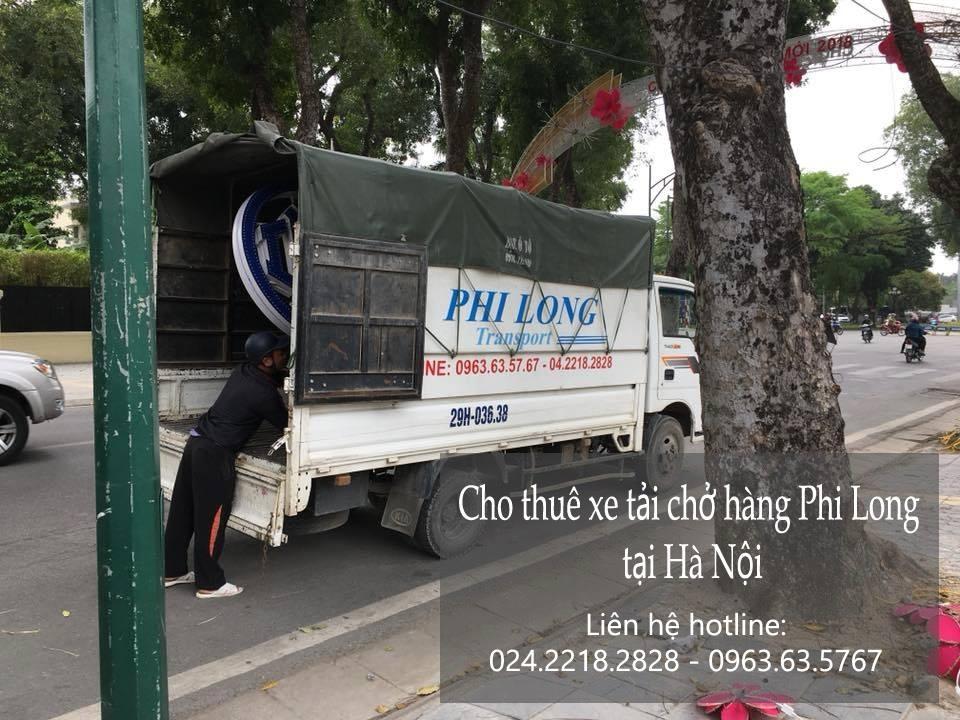Công ty chở hàng giá rẻ Phi Long phố Bảo Khánh