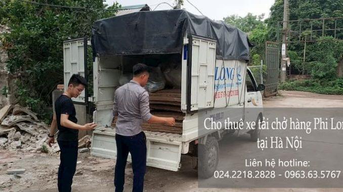 Xe tải chở hàng chất lượng cao Phi Long phố Đào Duy Từ