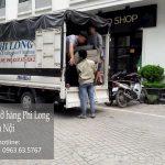 Xe tải chở hàng thuê tại xã Phú Nghĩa