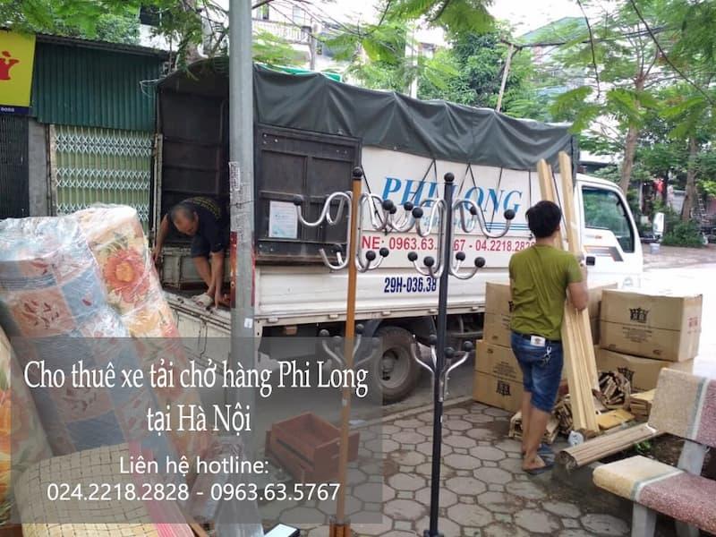 Xe tải chở hàng chất lượng Phi Long phố Cửa Đông