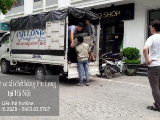 Xe tải chở hàng thuê tại xã Cộng Hòa