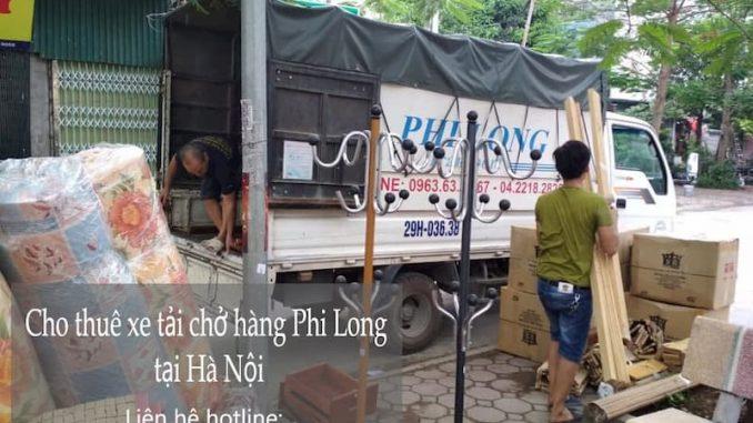 Vận tải chất lượng Phi Long phố Lê Gia Đỉnh