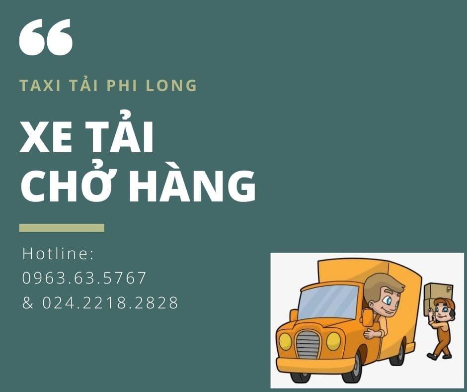 Dịch vụ vận chuyển Phi Long tại xã Khai Thái