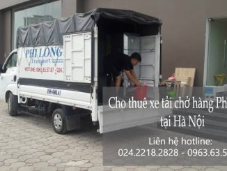 Xe tải chở hàng thuê Phi long tại đường vũ tông phan