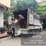 Xe tải chở hàng thuê Phi Long tại đường Trịnh Văn Bô