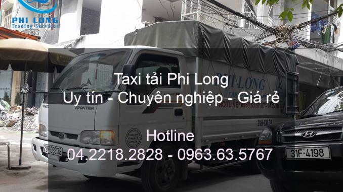 xe tải chở hàng thuê tại phường long biên